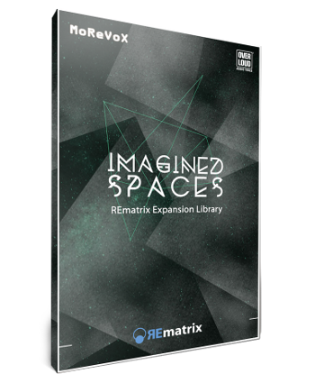 imagined spaces box