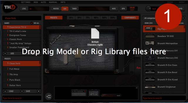 Vintage Collection 1 Rig Library   Overloud