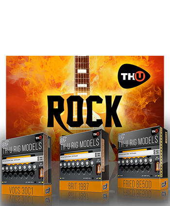 TH-U All For Rock Bundle Box