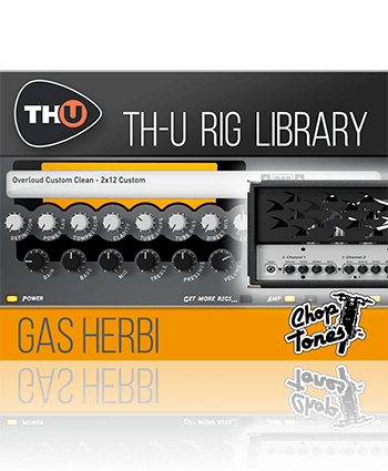 Overloud Choptones Gas Herbi Rig Library-R2R
