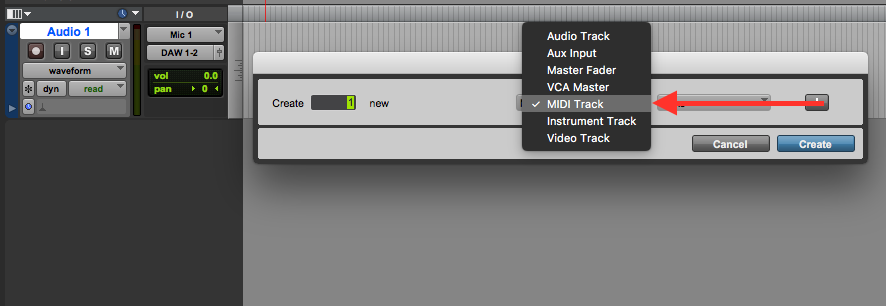 How to send MIDI to a plugin in a DAW   Overloud