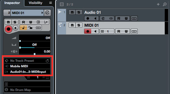 How to send MIDI to a plugin in a DAW | Overloud