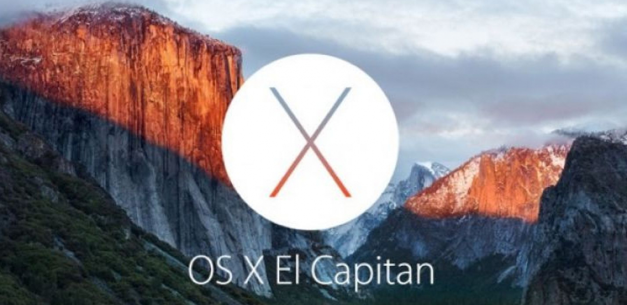 Mac OS X 10.11 El Capitan support