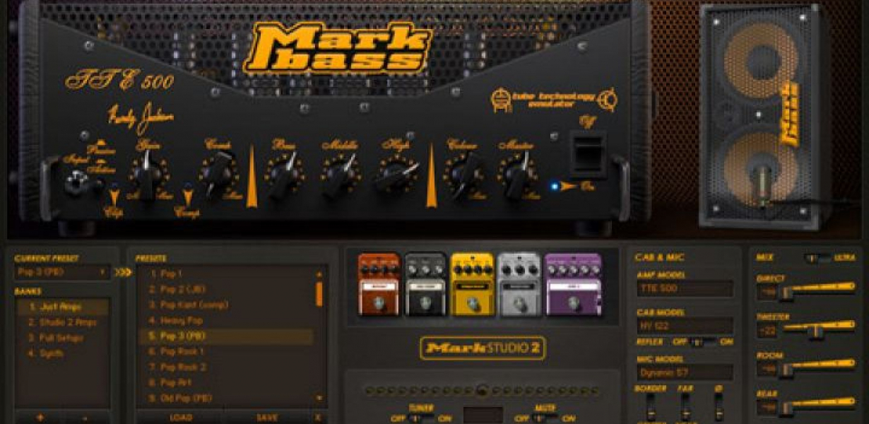 Overloud releases Mark Studio 2