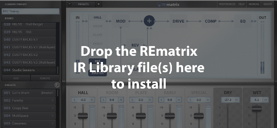 How to authorise a Reverb Library