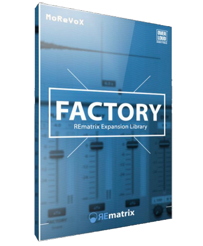 REmatrix Factory Library