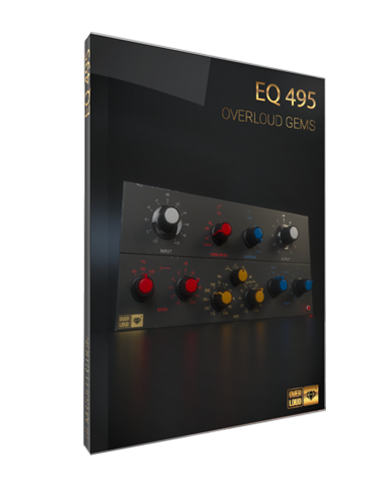 EQ495 - SUPER-MUSICAL EQ