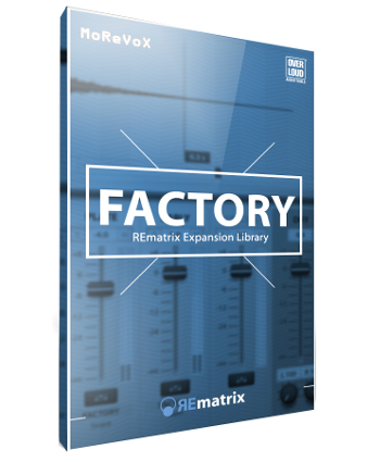 Factory Library Box