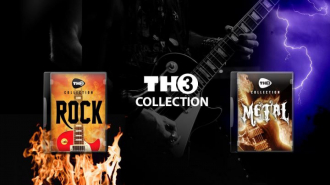 Overloud releases TH3 Rock and TH3 Metal