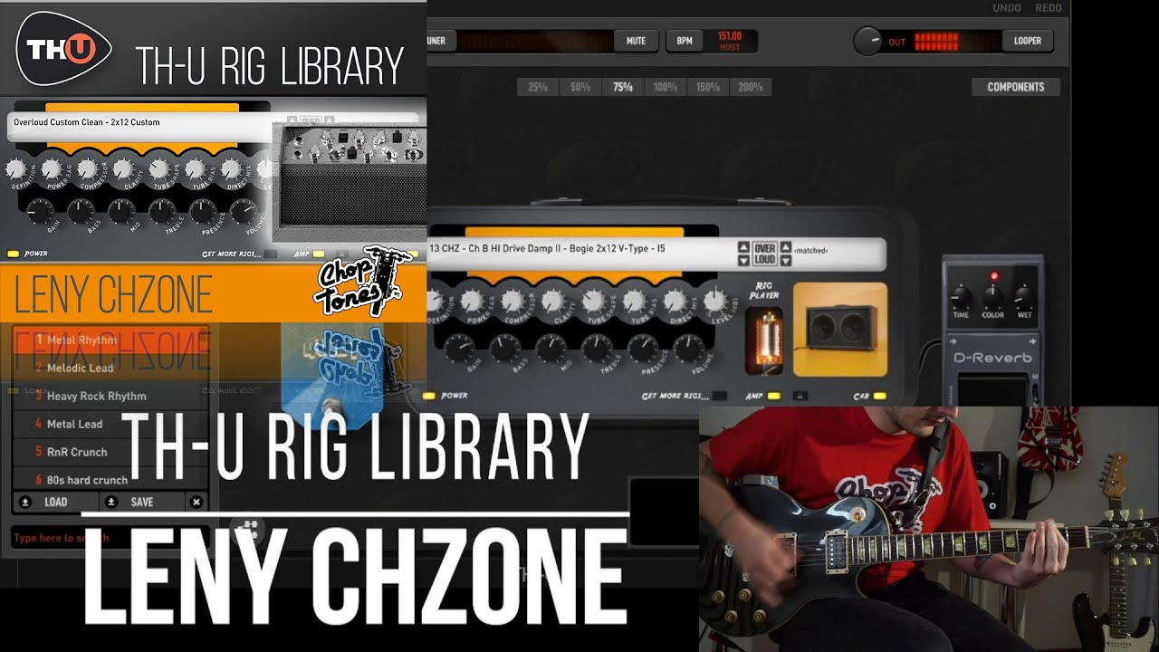 Embedded thumbnail for Choptones Leny CHZone > Video gallery
